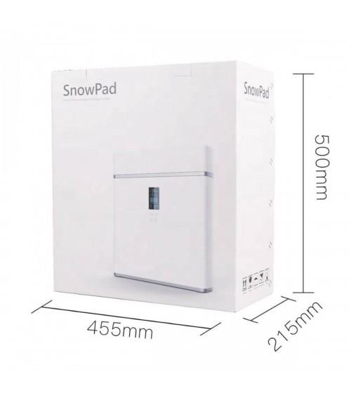 Kompaktiška atvirkštinio osmoso sistema WaterLovers Snow Pad
