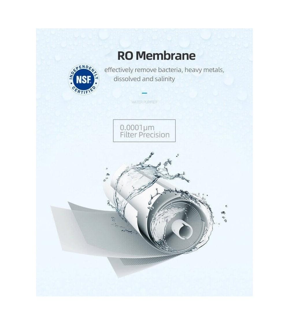 SOEKS Ecovisor F3 vandens kokybės+nitratų kiekio+radiacijos matuoklis