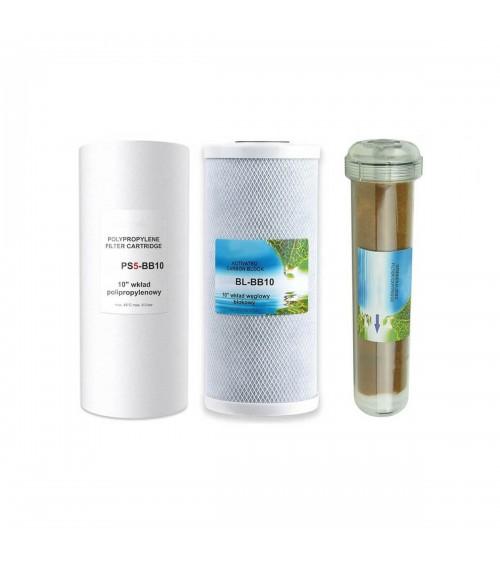 Osmosinė membrana Hidrotek 400 GPD