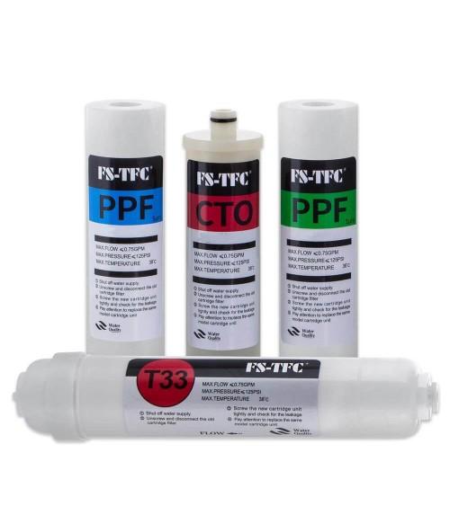 Vandens maišytuvas atvirkštinio osmoso sistemai PROTAP DG-B3304-B