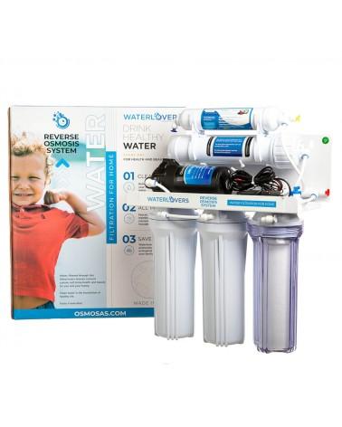 RedLine - molekulinė vandens filtravimo sistema