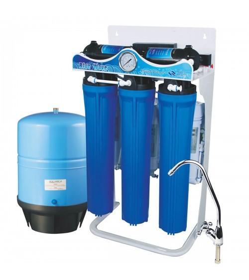 Blue Wave RO sistema su plienine lentyna RO-600G-D02