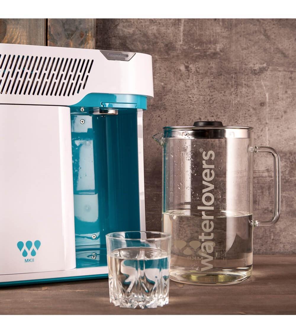 WaterLovers Aquarius MAXI - DEMI - RO sistema akvariumams 100 GPD