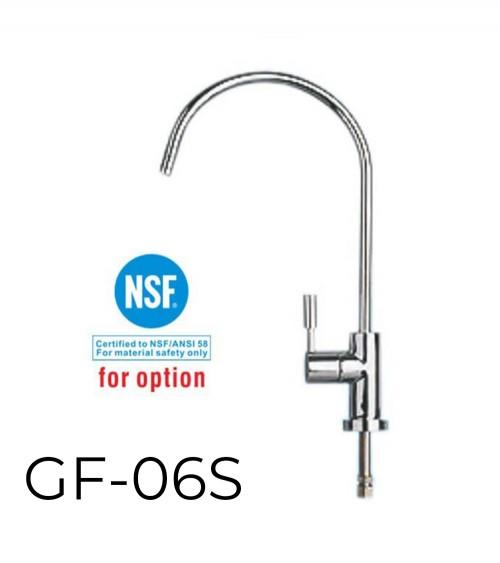 RO sistemai skirtas viengubas vandens maišytuvas WaterLovers GF 06S