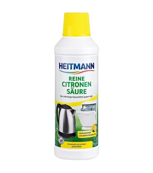 HEITMANN citrinos rūgštis (kalkių valiklis) 500 ml