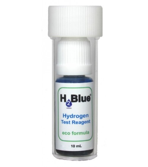 H2Blue eco vandenilio tikrinimo reagentas, 10mL