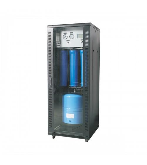 Plieninė spinta su RO sistema ir vandens talpa viduje RO-800G-B08