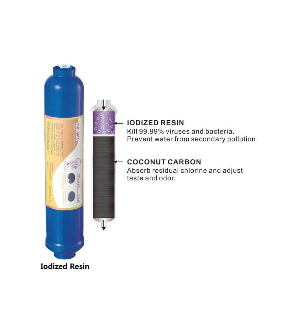 pH-ORP temperatūros matuoklis EZDO7011